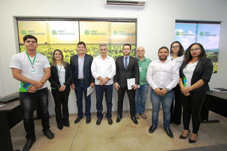 Programa foi lançado em Palmas