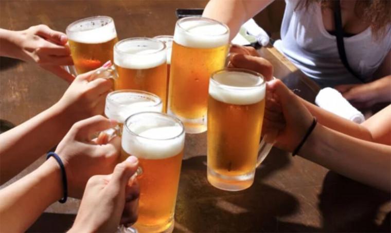 Consumo de bebida alcoólica