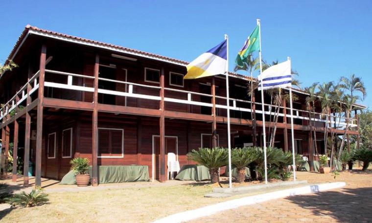 Palacinho - Museu Histórico do Tocantins