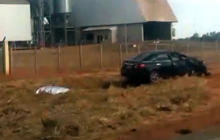 O acidente que vitimou o motociclista aconteceu no setor industrial de Porto Nacional