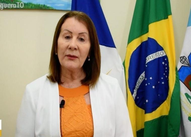 Prefeita de Guaraí, Lires Ferneda (PSDB)