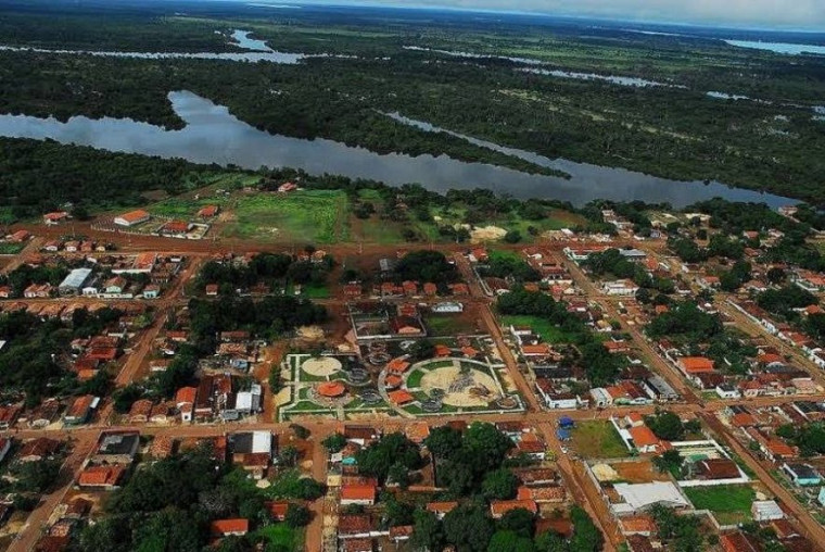 Cidade de Caseara