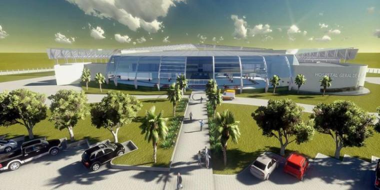 Futuro Hospital Geral de Gurupi (HGG)
