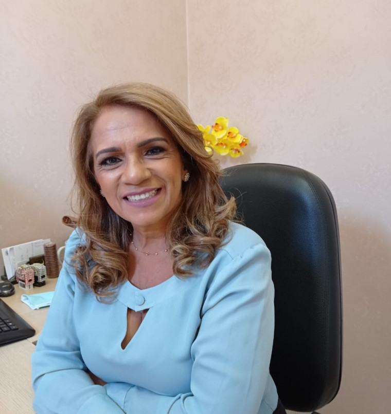 Zezé Cardoso foi eleita pelo 2° mandato