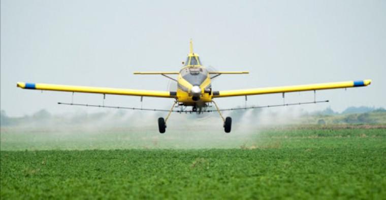 Empresas de pulverização agrícola foram alvos da operação