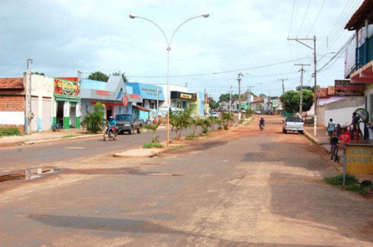 Centro de Ananás