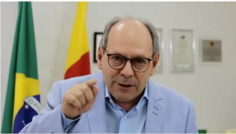 Prefeito Dimas comenta polêmica envolvendo campo Beira Cimba