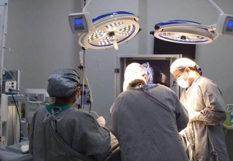 Cirurgia ocorreu no Hospital Geral de Palmas