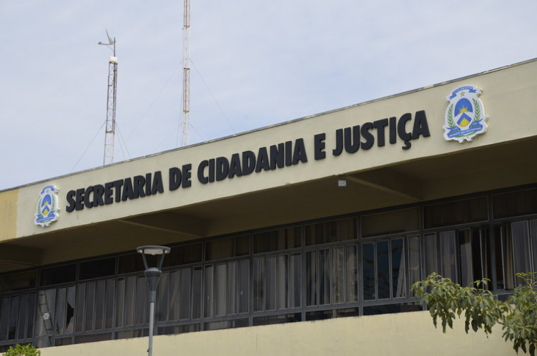 Secretaria da Cidadania e Justiça do Tocantins (Seciju)
