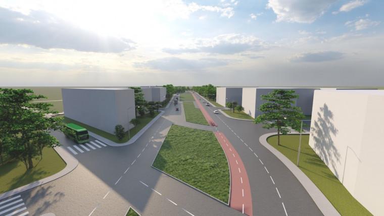 A empresa contratada para a execução da 1ª etapa da Via Norte é a Construtora Central Do Brasil S.A