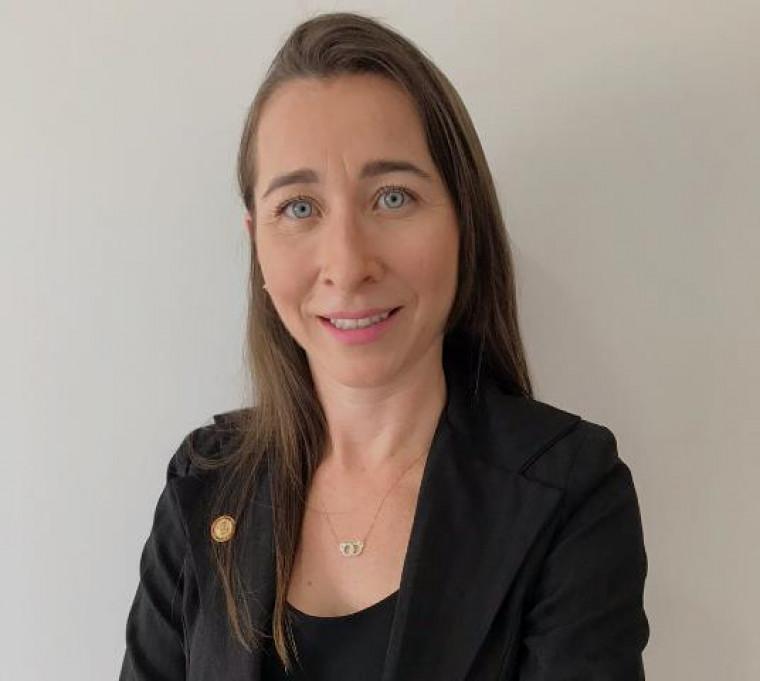 Delegada Sarah Lilia