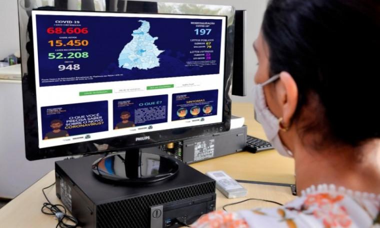 Diversos serviços do Governo do Tocantins já são digitais