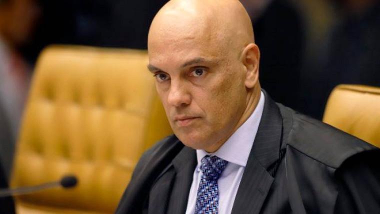 Ministro Alexandre de Morais, do STF