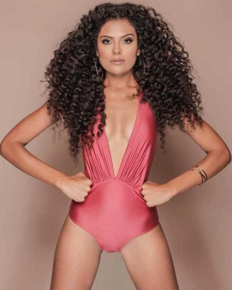 Ela foi eleita Miss Tocantins 2019