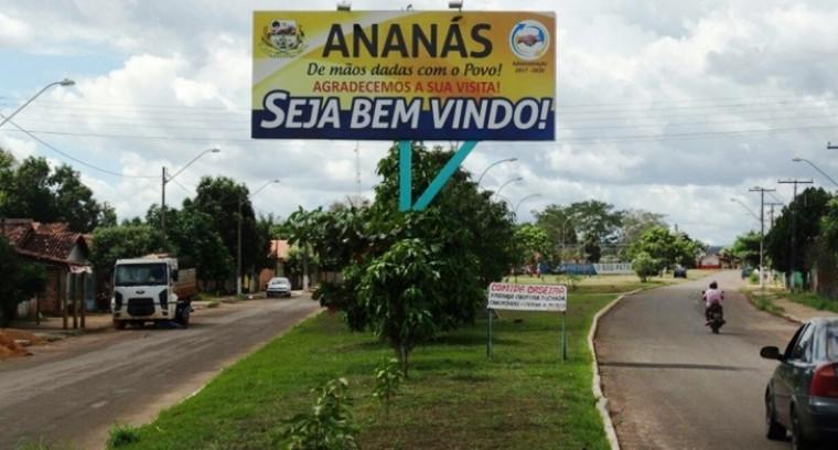 O concurso é da Câmara de Ananás
