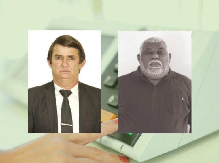 """Candidatos que usaram o nome de Bolsonaro e de Lula nas urnas não tiveram sucesso; na imagem, Bolsonaro Sergipano e """"Lula do PT"""""""