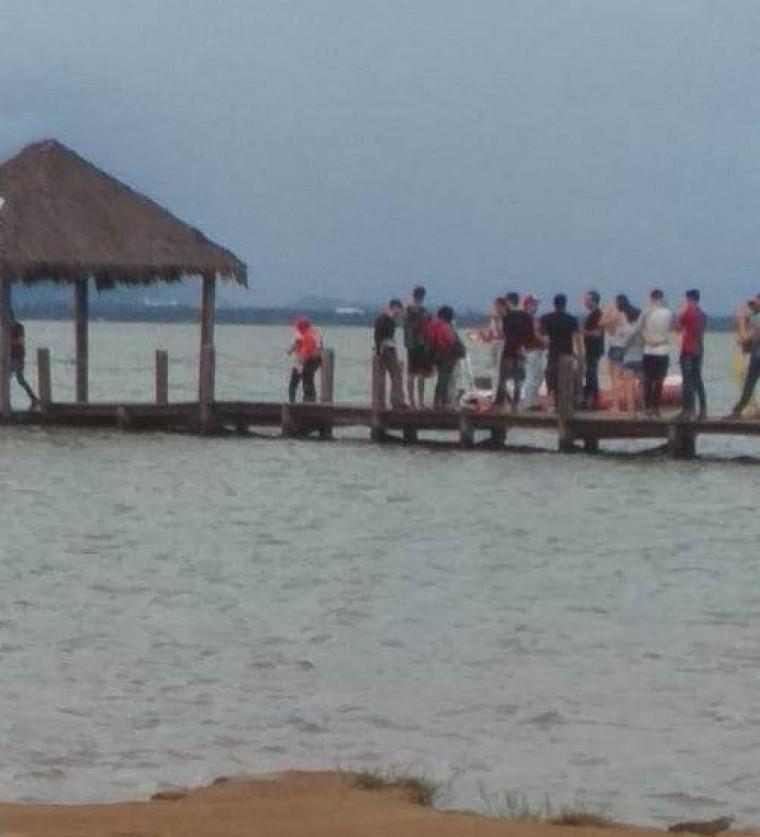 Corpo foi encontrado próximo ao local do afogamento