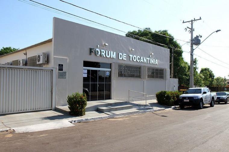 Portaria extinguiu a Comarca de Tocantínia, na região central do Estado