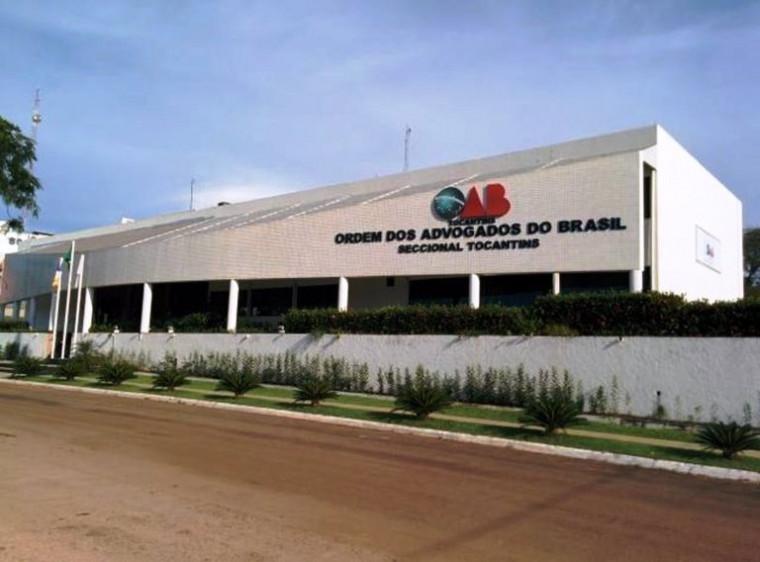 Sede da OAB - Seccional Tocantins