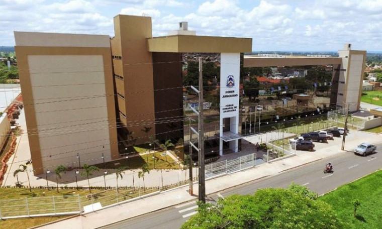 Novo Fórum de Araguaína