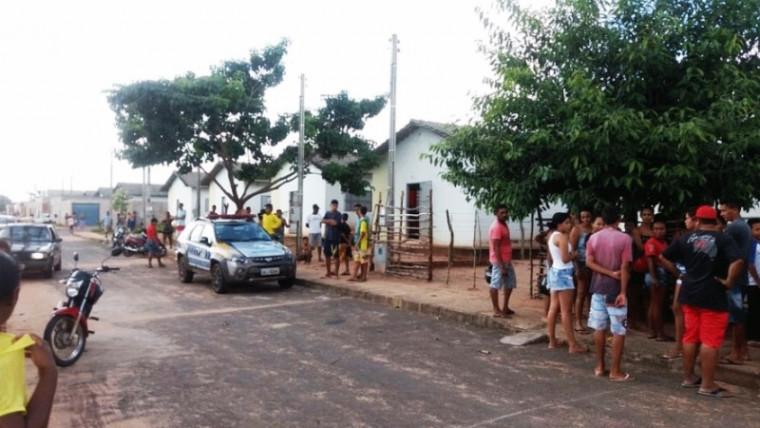 O crime ocorreu no Setor Costa Esmeralda