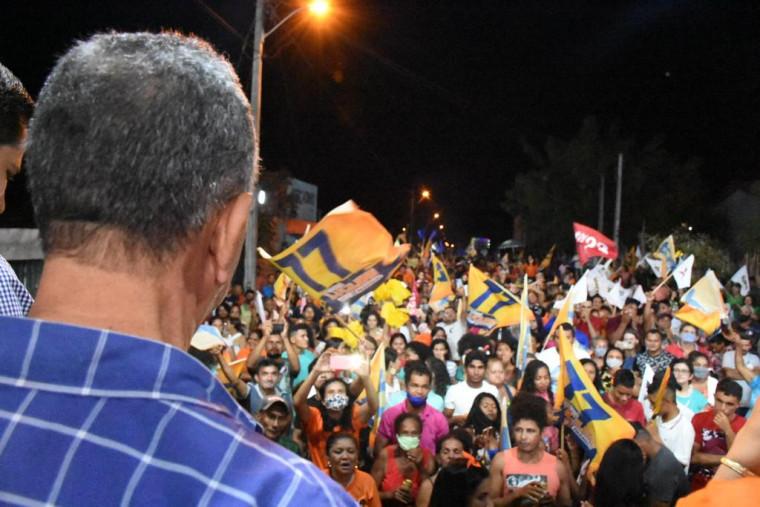 Reuniões políticas na região do Bico do Papagaio