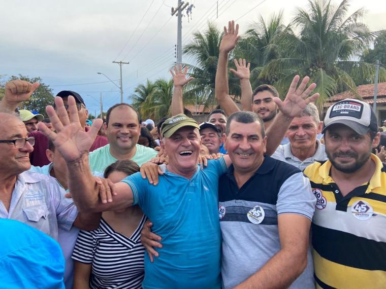 Dircineu Bolina (PSDB) vence eleição suplementar em Pugmil e poderá concorrer a reeleição em outubro