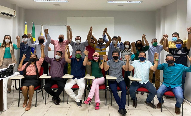 Convenção do PV em Araguaína