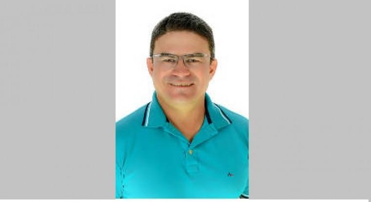 Atual prefeito de Tupiratins, Weltman Veloso (PSD)