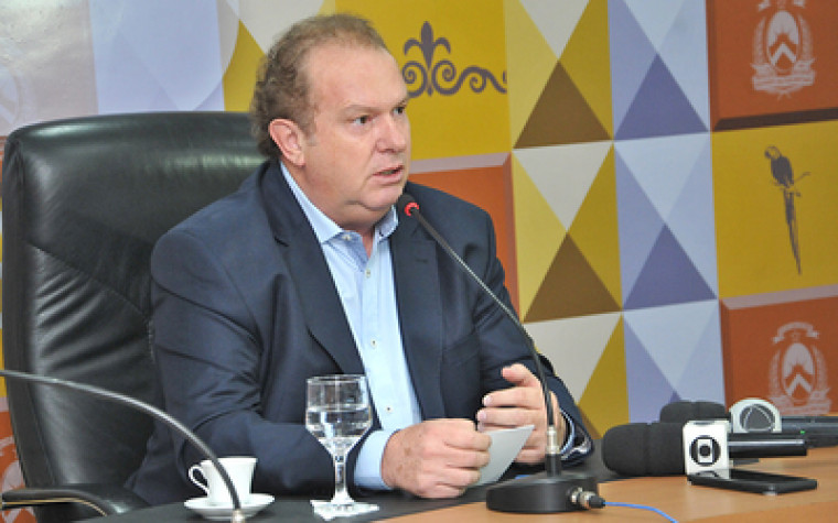 Governador Mauro Carlesse fez pequenas mudanças na gestão