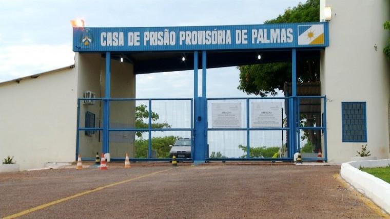 Homem foi recolhido na CPP de Palmas