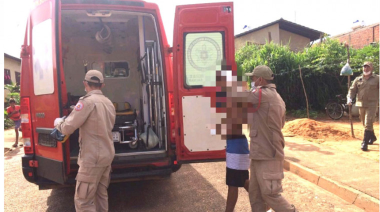 O crime aconteceu na manhã deste sábado no setor Lago Azul, em Araguaína.