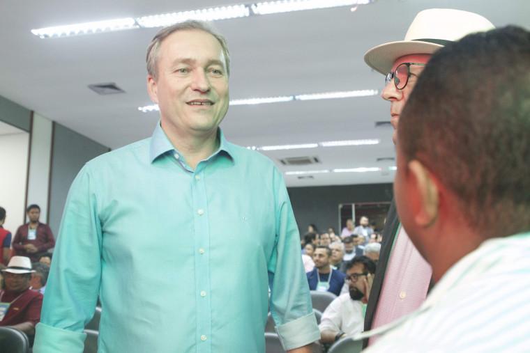 Alan Barbiero será o candidato do Podemos a prefeito de Palmas