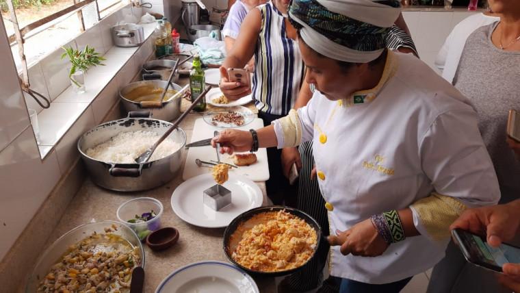 Workshop gastronômico antecipou a realização do Gastromira