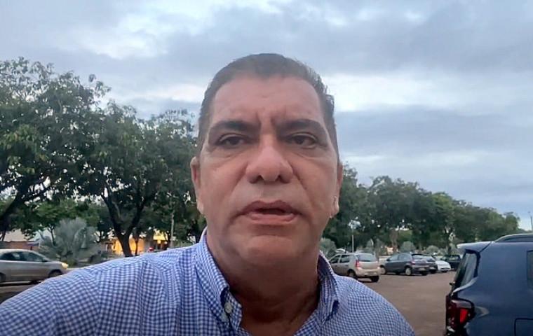 O ex-prefeito disse que Cinthia a capital com a melhor saúde financeira do país