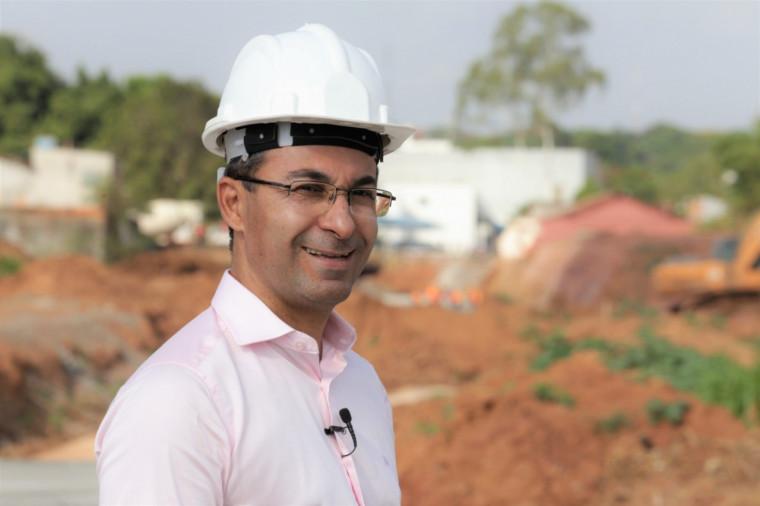 Wagner Rodrigues é candidato a prefeito pelo Solidariedade em Araguaína