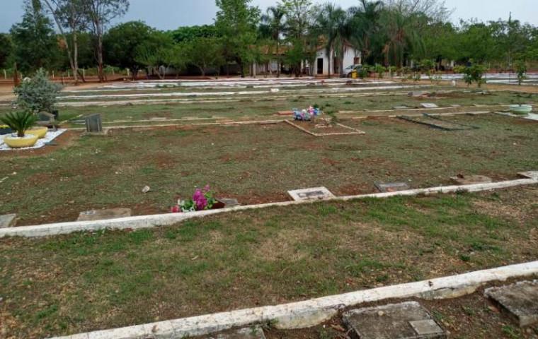 Palmas tem 4 cemitérios públicos e 1 particular