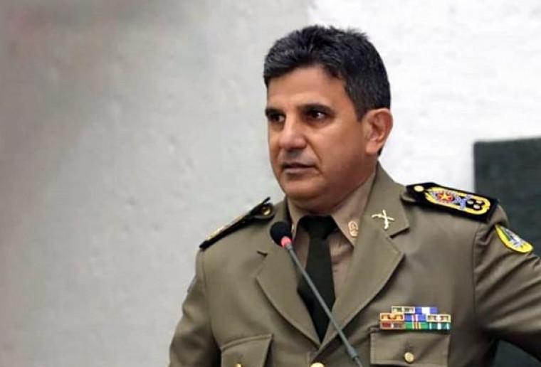 O comandante anunciou o concurso durante sessão solene na Assembleia nessa quinta-feira (24)