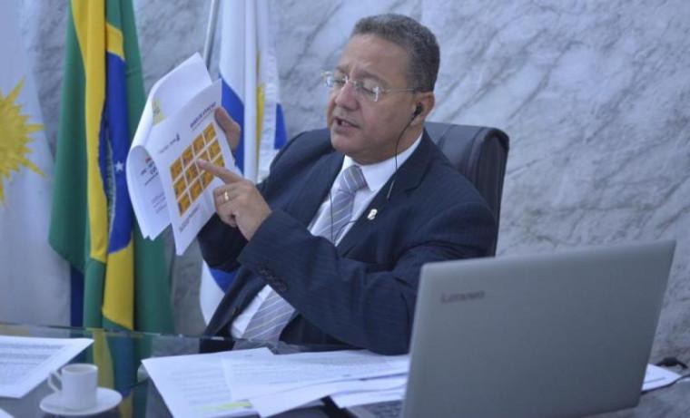 Secretário Tom Lyra