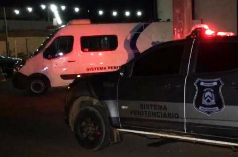 O caso ocorreu no Presídio Barra da Grota