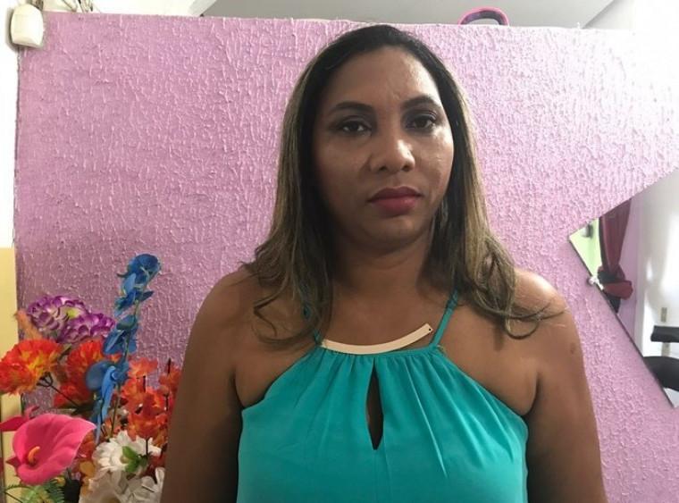 Presidente do Sintet regional de Araguaína, Rosy Franca