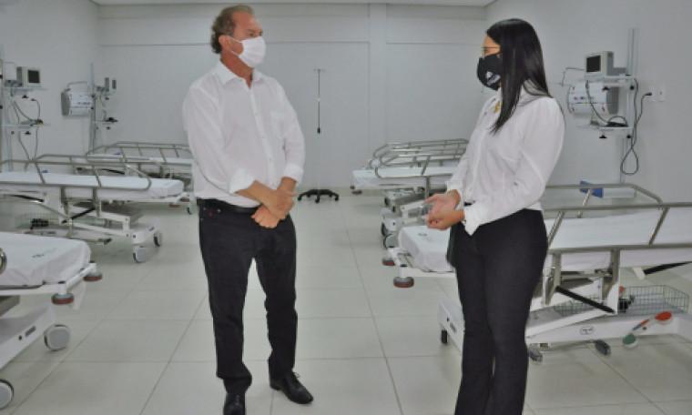 ISAC vai gerenciar o Hospital Oncológico de Palmas