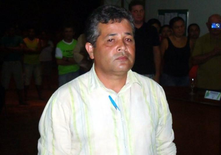 Ex-prefeito José de Arimatéria