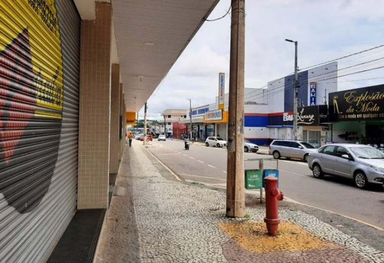 Comércio de Araguaína volta a fechar por determinação da Justiça
