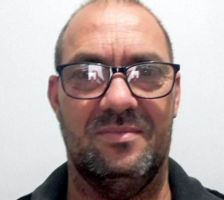 Donizete Pereira da Costa, de 58 anos deixa esposa e dois filhos