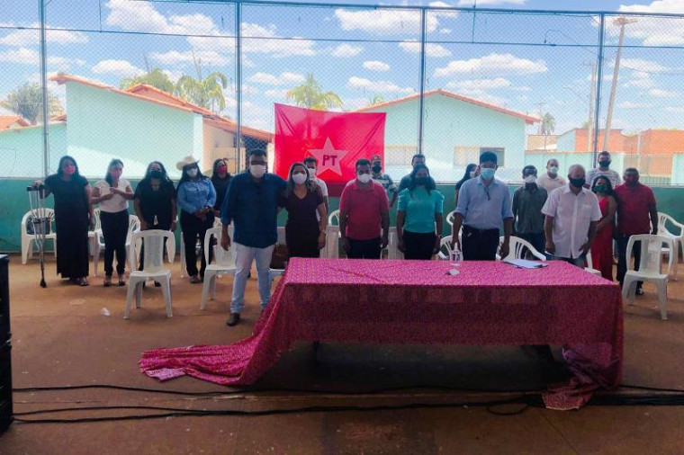 Convenção em Tabocão