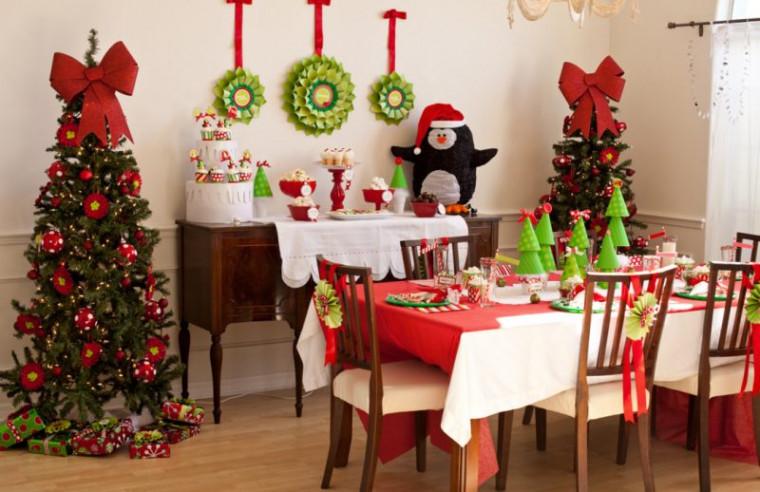 Chegou a hora de montar a decoração natalina
