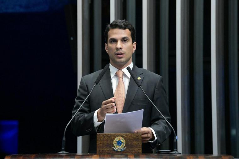 Irajá foi o único senador do Tocantins a votar contra a reforma