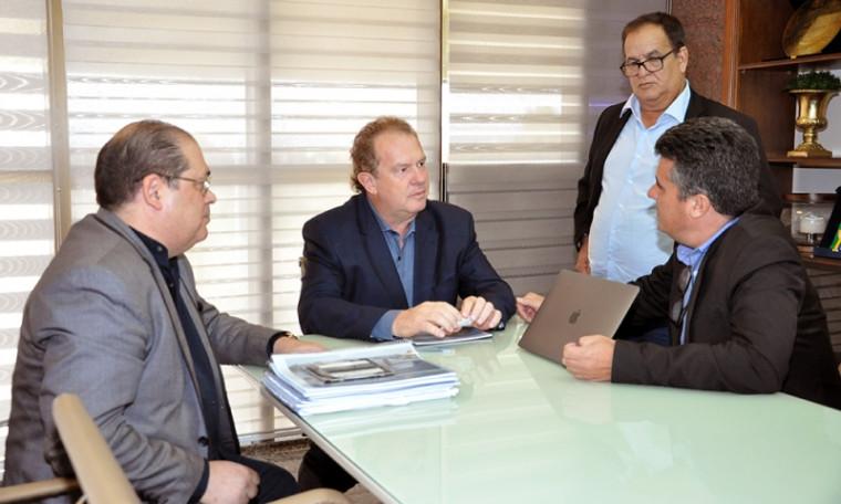 Apresentação do projeto foi feita pelo presidente da FAPT, Márcio Silveira