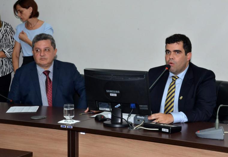 Jair Farias é representante do Bico do Papagaio